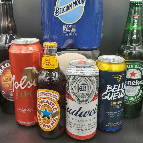 Bières Majeures