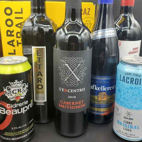 Vins & Cidres